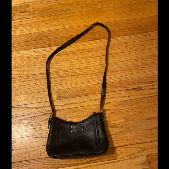 Like new Kate Spade leather small shoulder bag